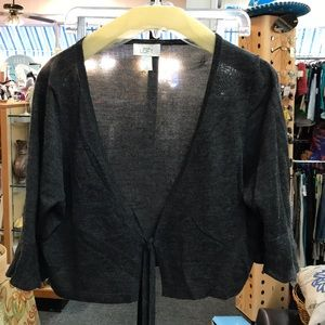 Size XL cardigan